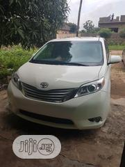 Toyota Sienna XLE 7 Passenger 2012 White | Cars for sale in Lagos State, Agege