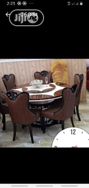 Set of Round Marble Dinning | Furniture for sale in Lagos State, Ojo