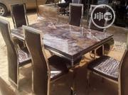 Quality Mable Dinning Table | Furniture for sale in Lagos State, Ojo