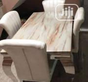 Very Quality Mable Dinning Table | Furniture for sale in Lagos State, Ojo