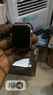 Original Apple Watch Series 2 42mm Used With Leather Strap Very Neat | Smart Watches & Trackers for sale in Lagos State, Ikeja