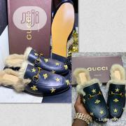 Gucci Half Shoes With Fur | Shoes for sale in Lagos State, Lagos Island