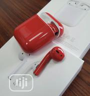 Apple Airpod 2 Red | Headphones for sale in Lagos State, Ikeja