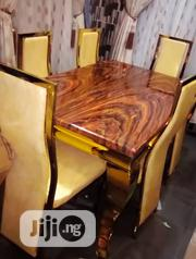 Dining Table With Marble Top..   Furniture for sale in Enugu State, Enugu