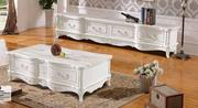 Royal Tv Stand With Center Table With Marble Top   Furniture for sale in Enugu State, Enugu