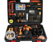 Tools Box With 12v Cordless Drill 10mm Machine | Electrical Tools for sale in Lagos State, Lagos Island