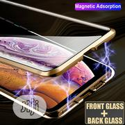 360° Double Glass Magnetic Adsorption Case for iPhone 11 Pro Max | Accessories for Mobile Phones & Tablets for sale in Lagos State, Ikeja