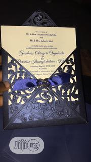 Wedding Invitations | Other Services for sale in Edo State, Ikpoba-Okha