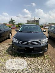 Toyota Corolla 2013 Black | Cars for sale in Abuja (FCT) State, Jahi