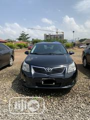Toyota Avensis 2.0 Advanced Automatic 2011 Black | Cars for sale in Abuja (FCT) State, Jahi