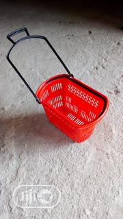 Supeemarket Basket Trolly | Store Equipment for sale in Abuja (FCT) State, Wuye