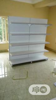 Double Sides Supermarket Shelve | Store Equipment for sale in Abuja (FCT) State, Wuye