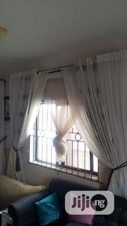 Complete Set Of This Curtains Going For Sales Few Months Use | Home Accessories for sale in Lagos State, Ikotun/Igando