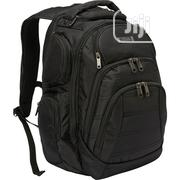"""Kenneth Cole Reaction R-tech """"Pack Of All Trades"""" Laptop Backpack 17"""" 