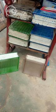 Block- Glass Block Green | Building Materials for sale in Ogun State, Abeokuta South
