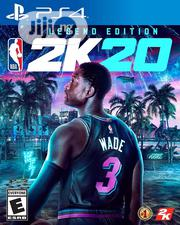 Ps4 Nba 2020 | Video Games for sale in Lagos State, Ikeja
