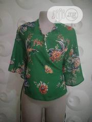 Flowered Blouse   Clothing for sale in Lagos State, Alimosho