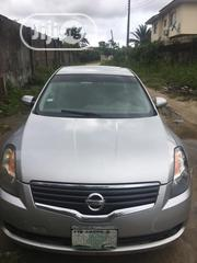 Nissan Altima 2010 2.5 S Sedan Silver | Cars for sale in Lagos State, Ajah