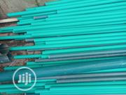 """Pipes- 1"""" Green Pipe (Thick) 