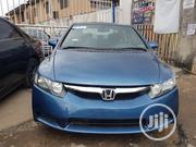 Honda Civic 2011 EX Sedan Blue | Cars for sale in Lagos State, Amuwo-Odofin