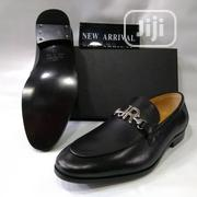 Men's Exclusive Leather Shoes - Black | Shoes for sale in Lagos State, Kosofe