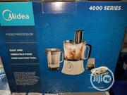 Midea Food Processor 4000 Series | Kitchen Appliances for sale in Lagos State, Ikorodu