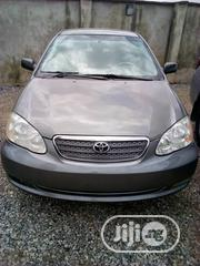 Toyota Corolla LE 2007 Gray | Cars for sale in Lagos State, Agege
