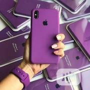 Silicon Apple - iPhone® Silicon Leather Case | Accessories for Mobile Phones & Tablets for sale in Lagos State, Ikeja