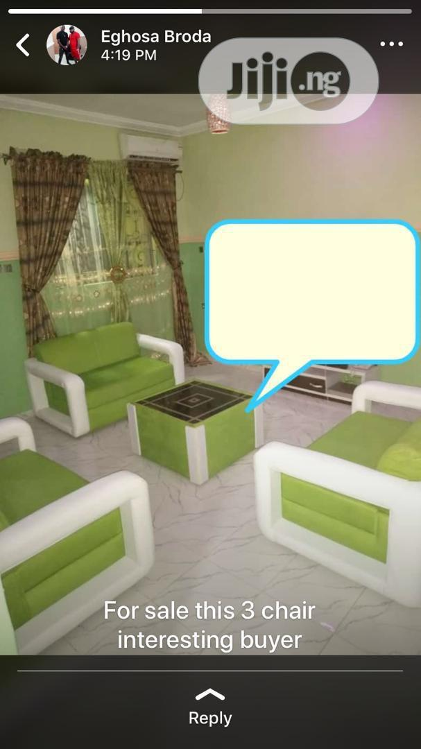 Archive: Green Chairs