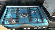 AKAI 5burners Gas Cooker. (60 by 80cm) | Kitchen Appliances for sale in Lagos State, Lekki Phase 1