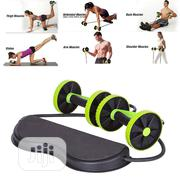 Power Roll Ab Trainer Abdominal And Full Body Workout | Sports Equipment for sale in Abuja (FCT) State, Wuse 2