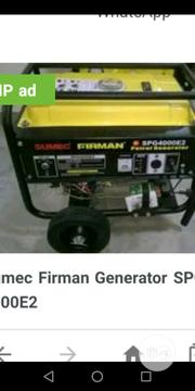 Sumec Firman Generator SPG4000E2 | Electrical Equipments for sale in Delta State, Warri South