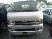 Toyota HiAce 2012 Silver | Buses & Microbuses for sale in Lagos State