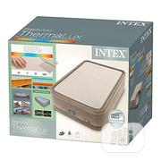 Intex Thermalux Queen Size Airbed Mattress   Furniture for sale in Lagos State, Ikeja