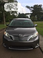 Toyota Sienna 2011 Limited 7 Passenger Gray | Cars for sale in Lagos State, Yaba