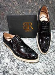 Men's Exclusive Patent Leather Shoes - Black | Shoes for sale in Lagos State, Kosofe