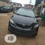 Toyota Corolla 2010 Black | Cars for sale in Lagos State, Lagos Mainland