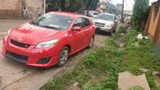 Toyota Matrix 2009 Red | Cars for sale in Lagos State, Ikeja