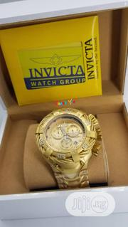 Exclusive Invicta Wristwatch for Classic Men | Watches for sale in Lagos State, Lagos Island