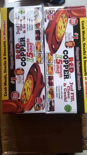 Red Copper 5 Minute Chef Electric Cooker | Restaurant & Catering Equipment for sale in Lagos State