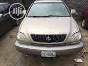 Lexus RX 2000 Gold   Cars for sale in Delta State, Warri South