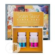 Satin Skinz Gluta Tabs | Vitamins & Supplements for sale in Lagos State, Amuwo-Odofin