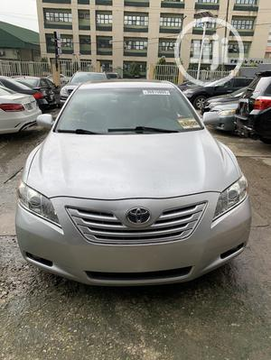 Toyota Camry 2008 3.5 XLE Silver