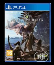 Monster Hunter World | Video Games for sale in Lagos State, Ikeja