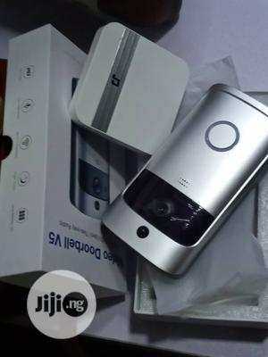 Wi-Fi Video Doorbell Withcamera, Rechargeable Batteries With Ringer