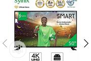 Synix 50 Inches Smart Led Tv, With Video Usb, Full HD.. | TV & DVD Equipment for sale in Lagos State, Lagos Mainland