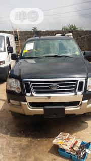 Ford Explorer 2007 Black | Cars for sale in Lagos State, Alimosho
