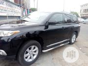 Toyota Highlander 2013 3.5L 4WD Black | Cars for sale in Lagos State, Amuwo-Odofin