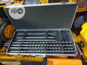 Ingco Concrete Bit And Chisel Set For Rotary Hammer | Electrical Tools for sale in Lagos State, Ojo