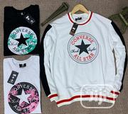 All Star Converse Sweatshirt | Clothing for sale in Lagos State, Lagos Island